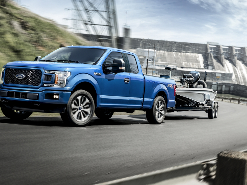 2020 Ford F-150 Performance