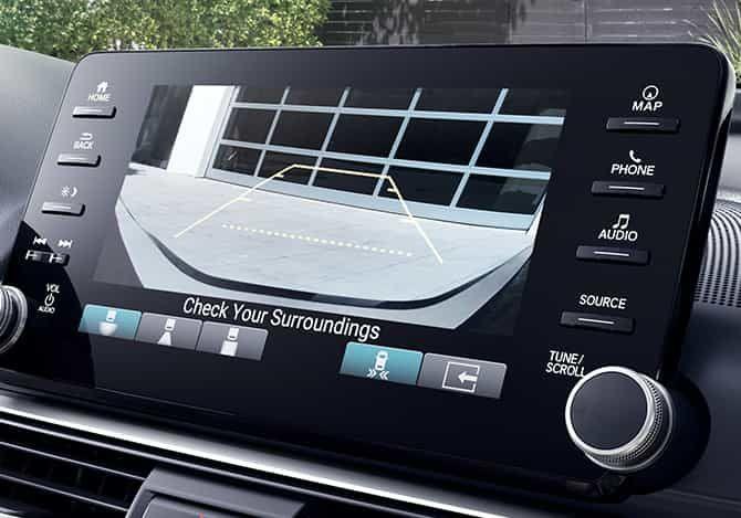 2020 Honda Accord Hybrid Technology