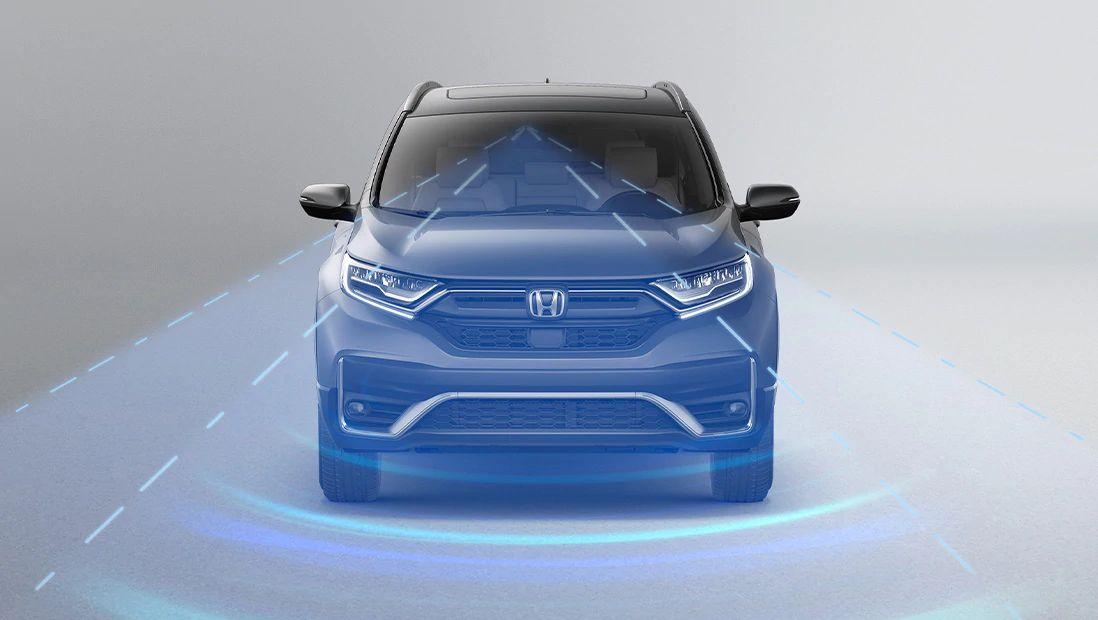 2020 Honda CR-V ACC