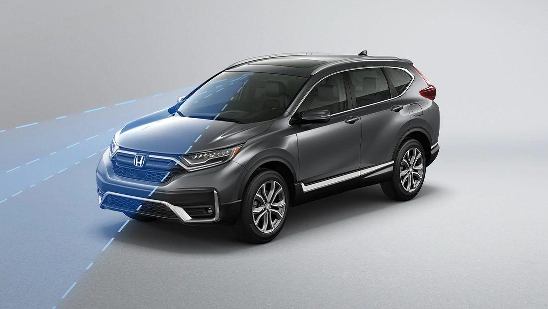 2020 Honda CR-V RDM