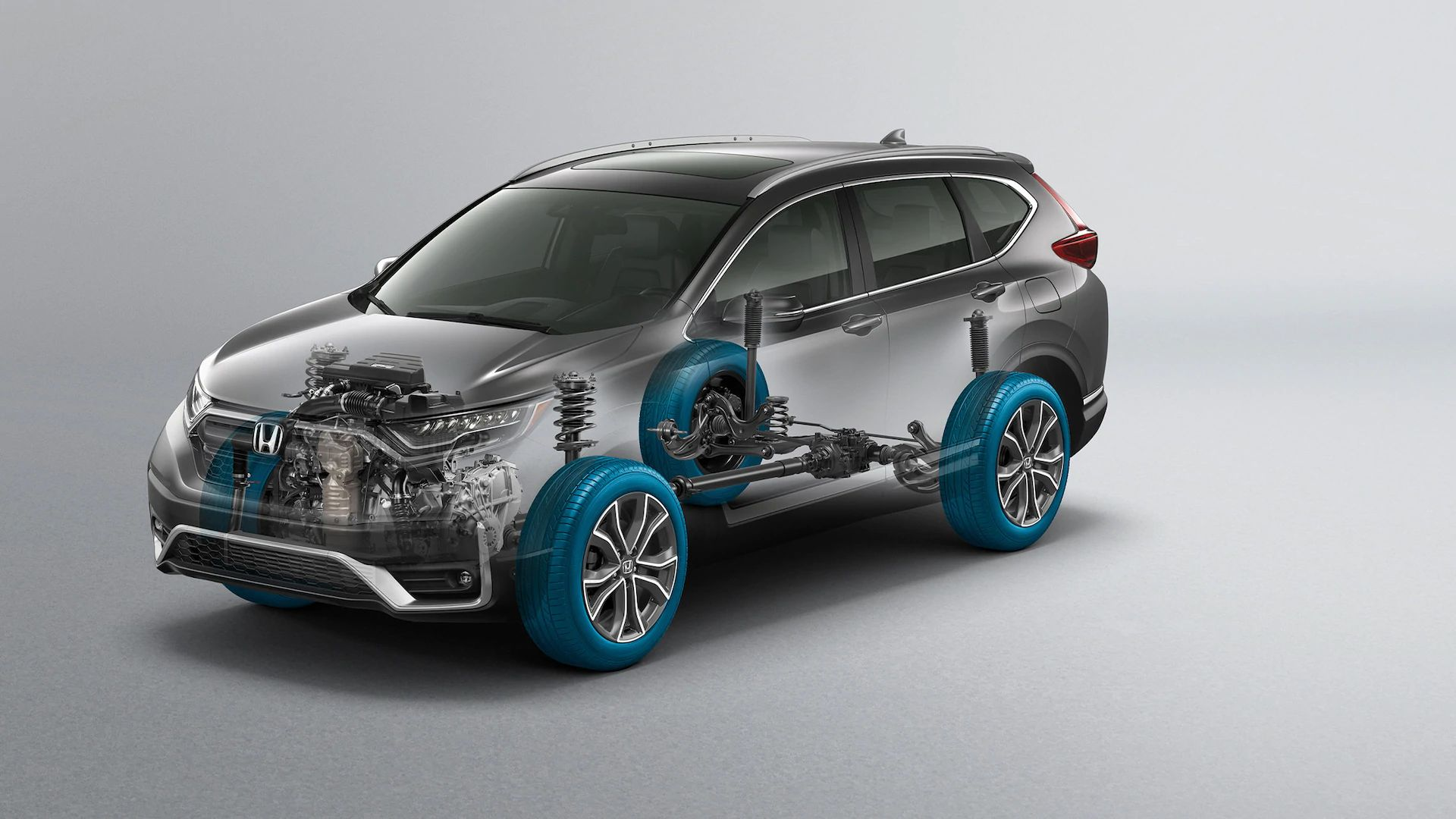New 2020 Honda CR-V LX Trim and Features
