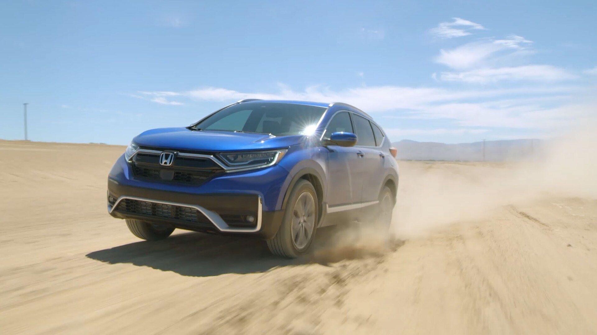 New 2020 Honda CR-V EX Trim and Features