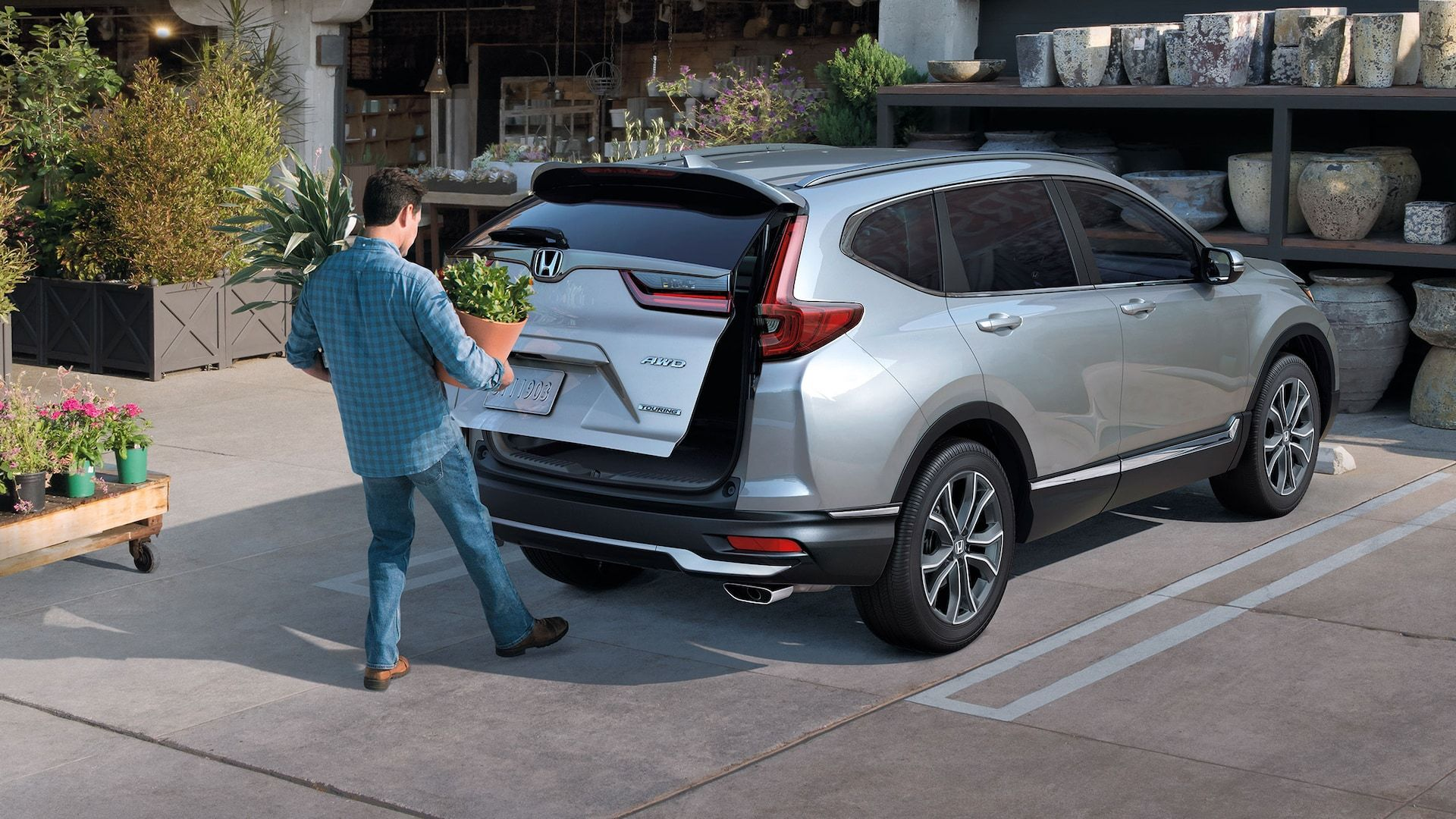 New 2020 Honda CR-V Safety Features