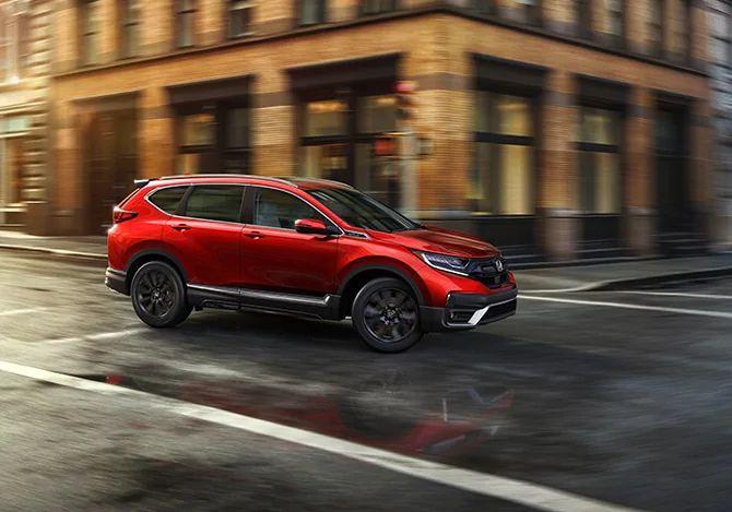 New 2020 Honda CR-V Trims and Configurations