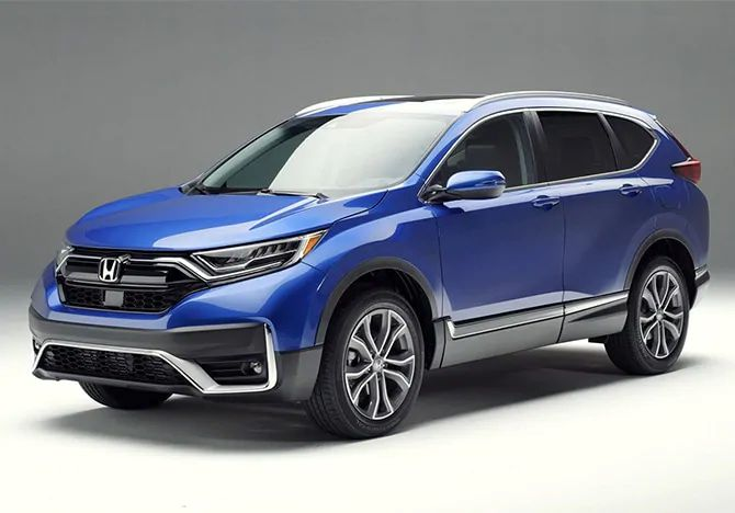 2020 Honda CR-V Safety Features