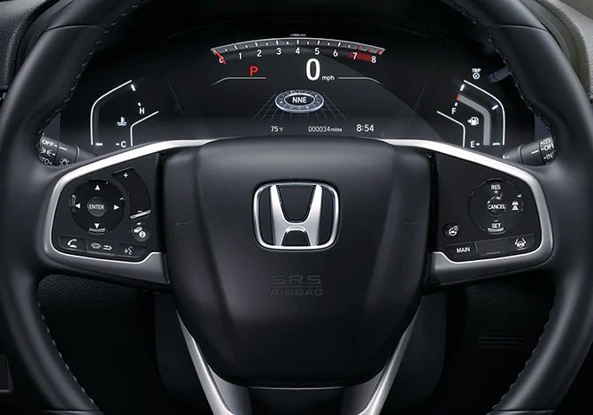 2020 Honda CR-V Interior