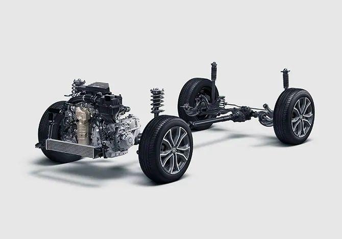 2020 Honda CR-V Safety in Elgin, IL