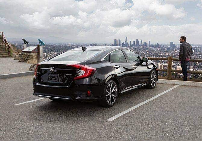 2020 Honda Civic Exterior in Elgin, IL