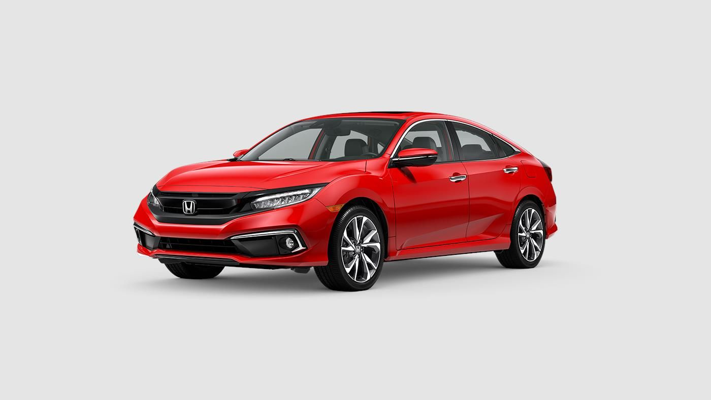2020 Honda Civic Touring