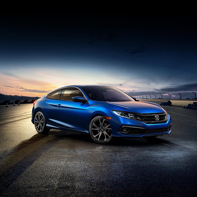 New 2020 Honda Civic Coupe for sale near Franklin Park, IL
