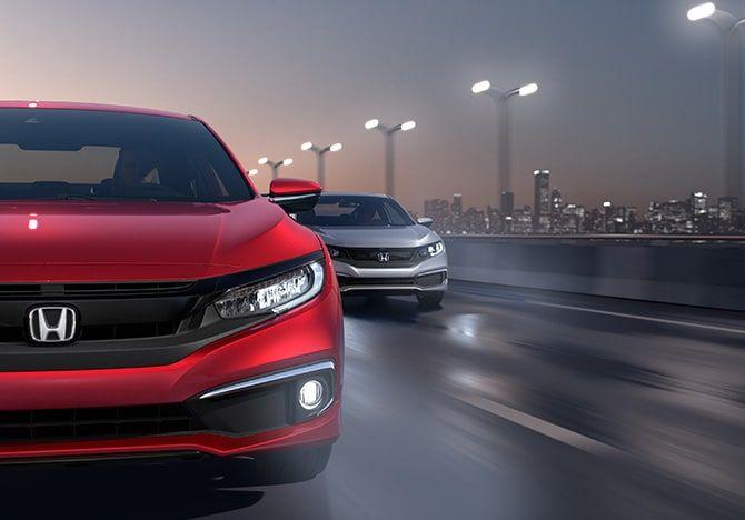 2020 Honda Civic Exterior