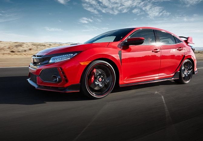 New 2020 Honda Civic Type R for Sale near Des Plaines, IL