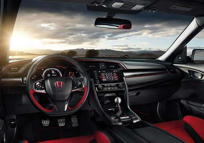 New 2020 Honda Civic Type R Technology