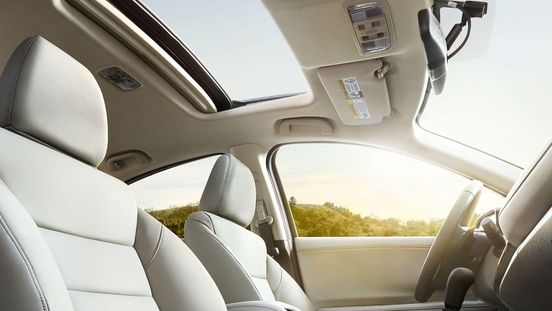 New 2020 Honda HR-V EX Trim and Features