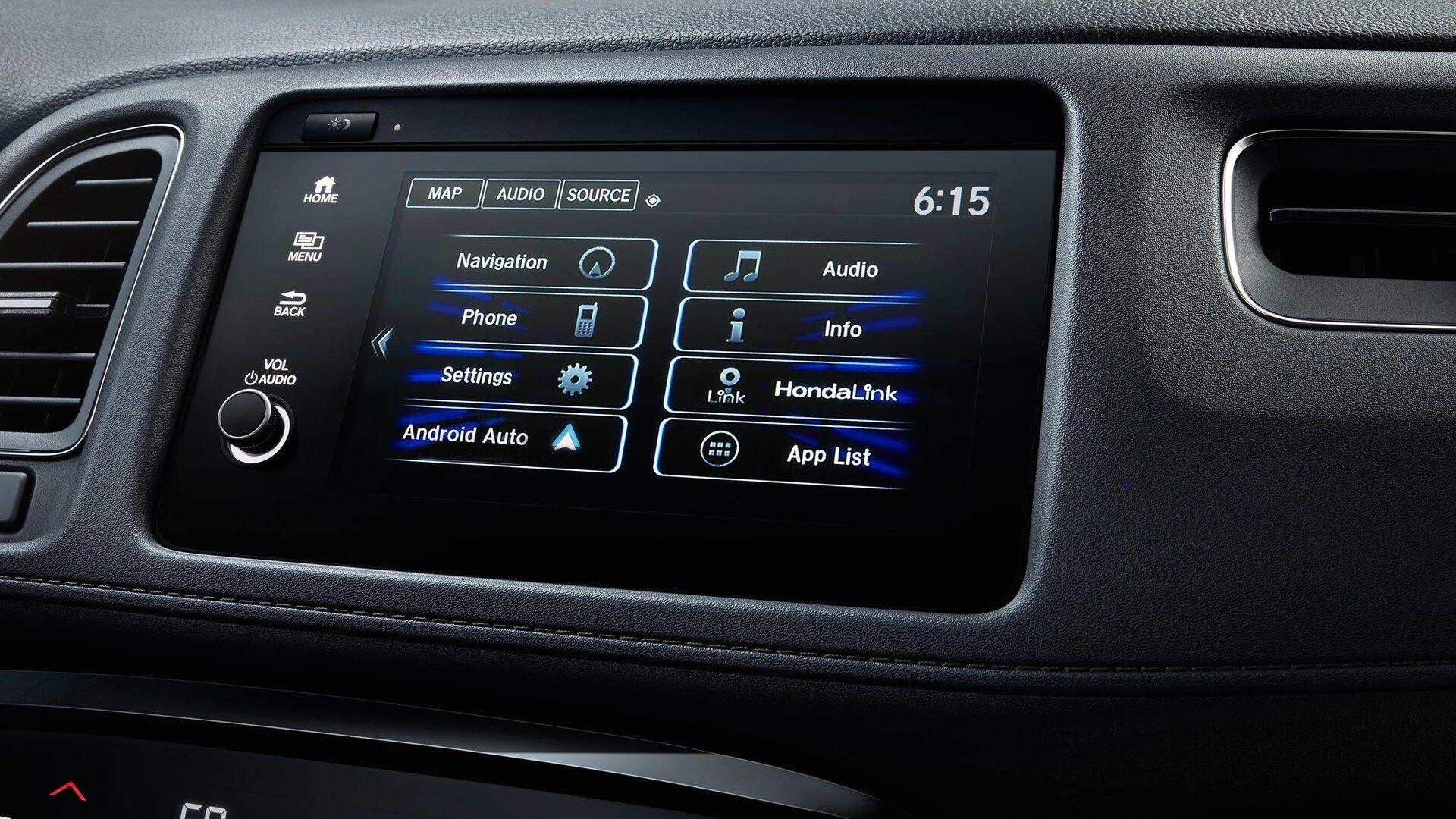 New 2020 Honda HR-V Technology