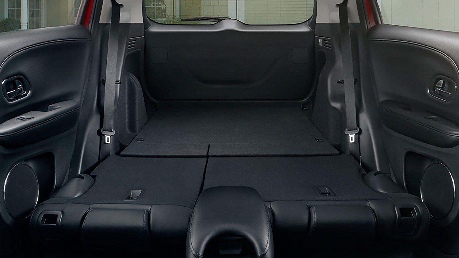 2020 Hona HR-V Interior Rear Folding Seats