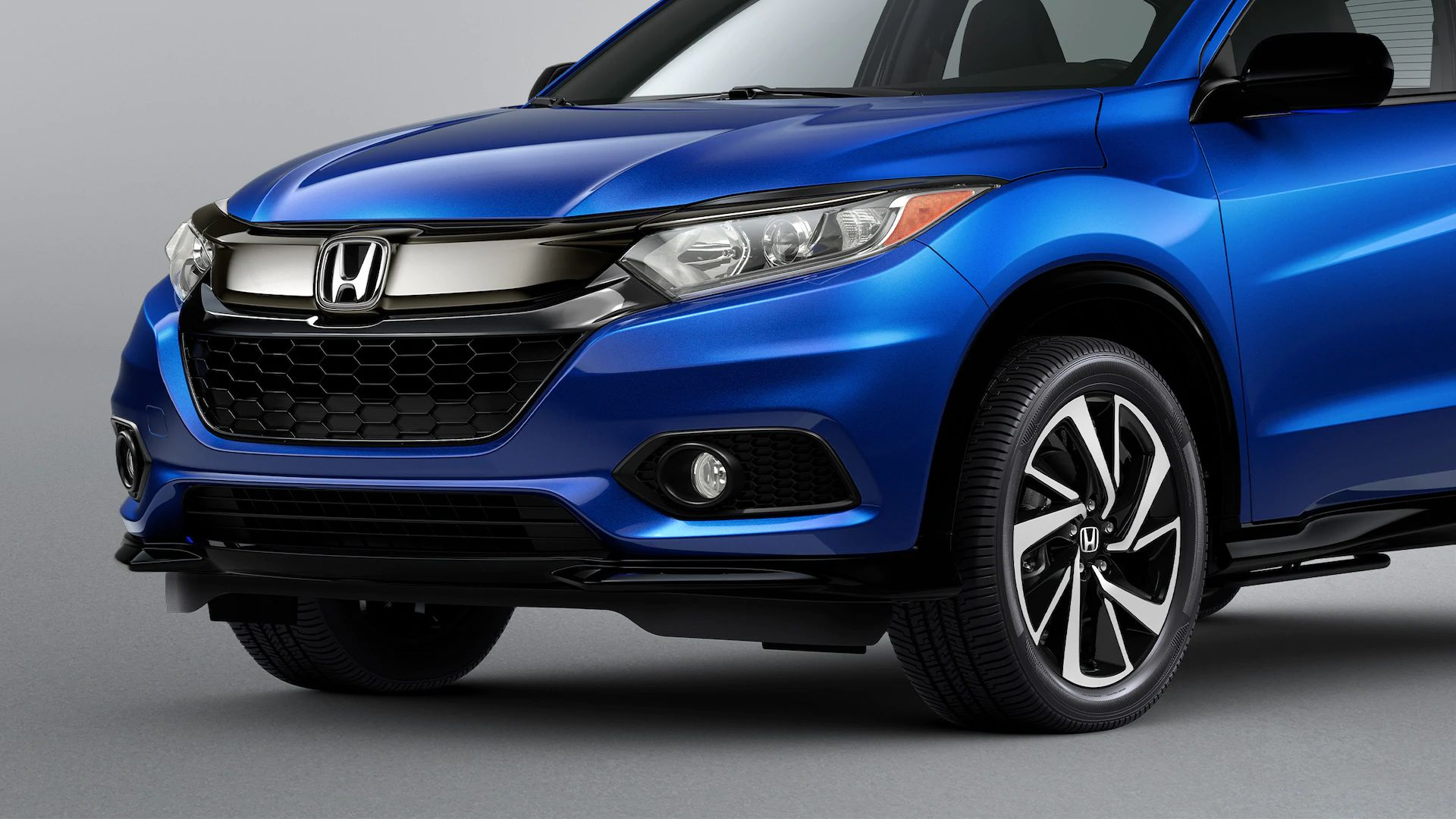What is the MPG of the 2020 Honda HR-V?