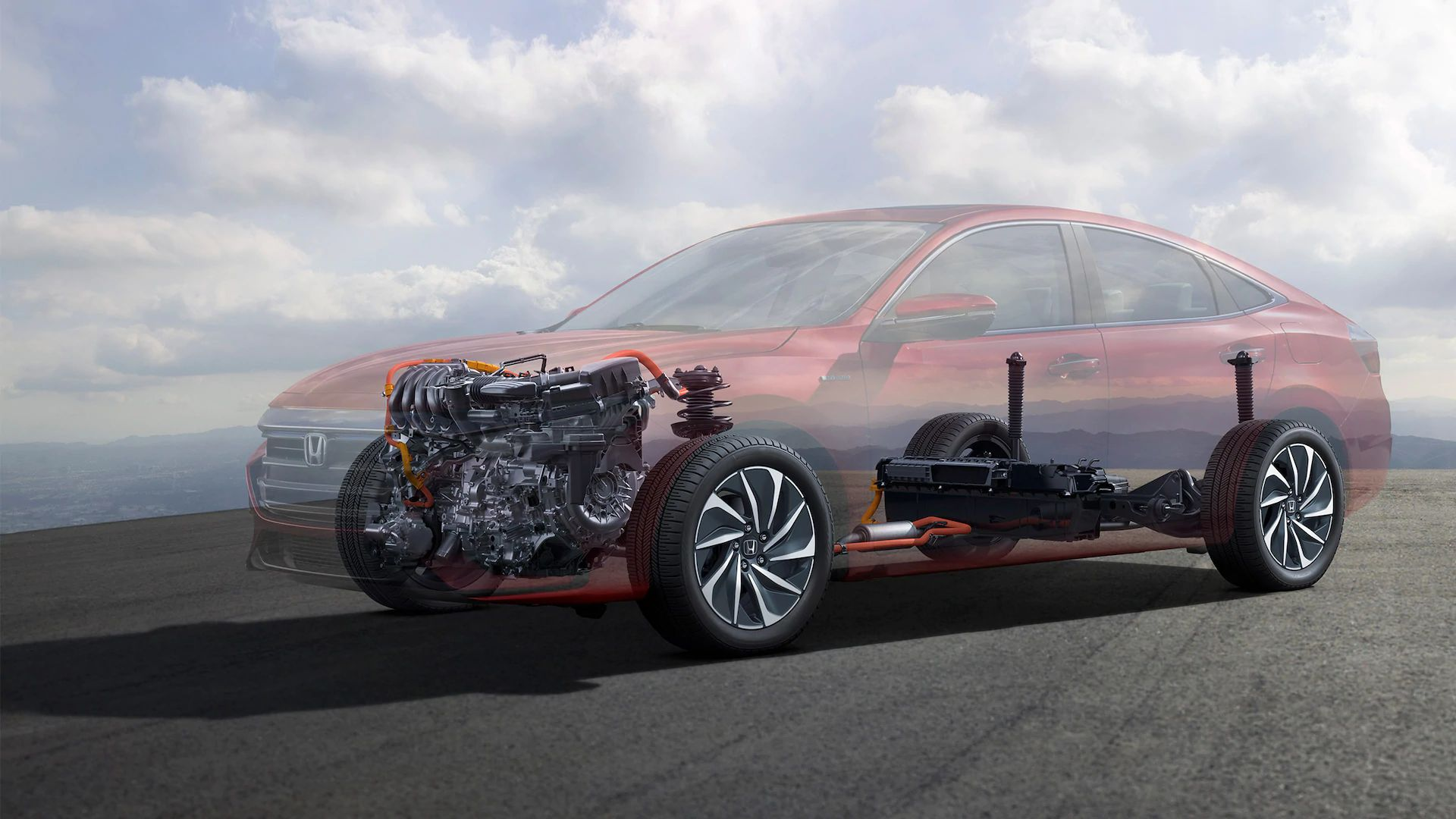 2020 Honda Insight Safety Features