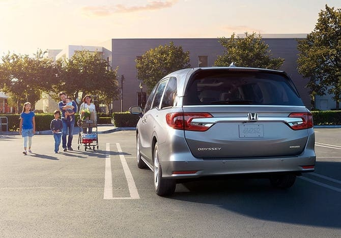 Baron Honda has the 2020 Honda Odyssey with great performance near Blue Point, NY