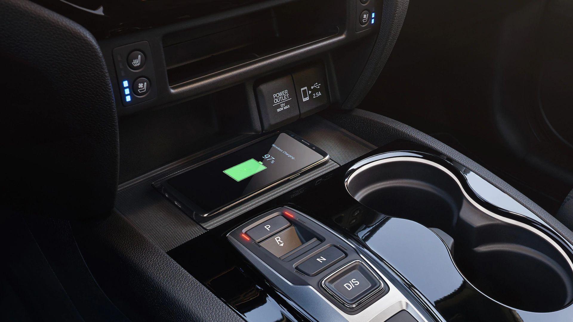 2020 Honda Passport Technology