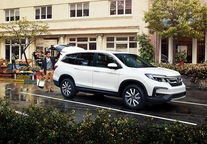 2020 Honda Pilot for sale near Des Plaines IL