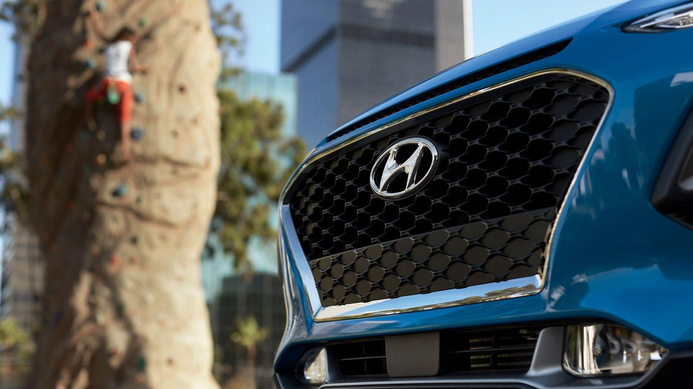 2020 Hyundai Kona Safety