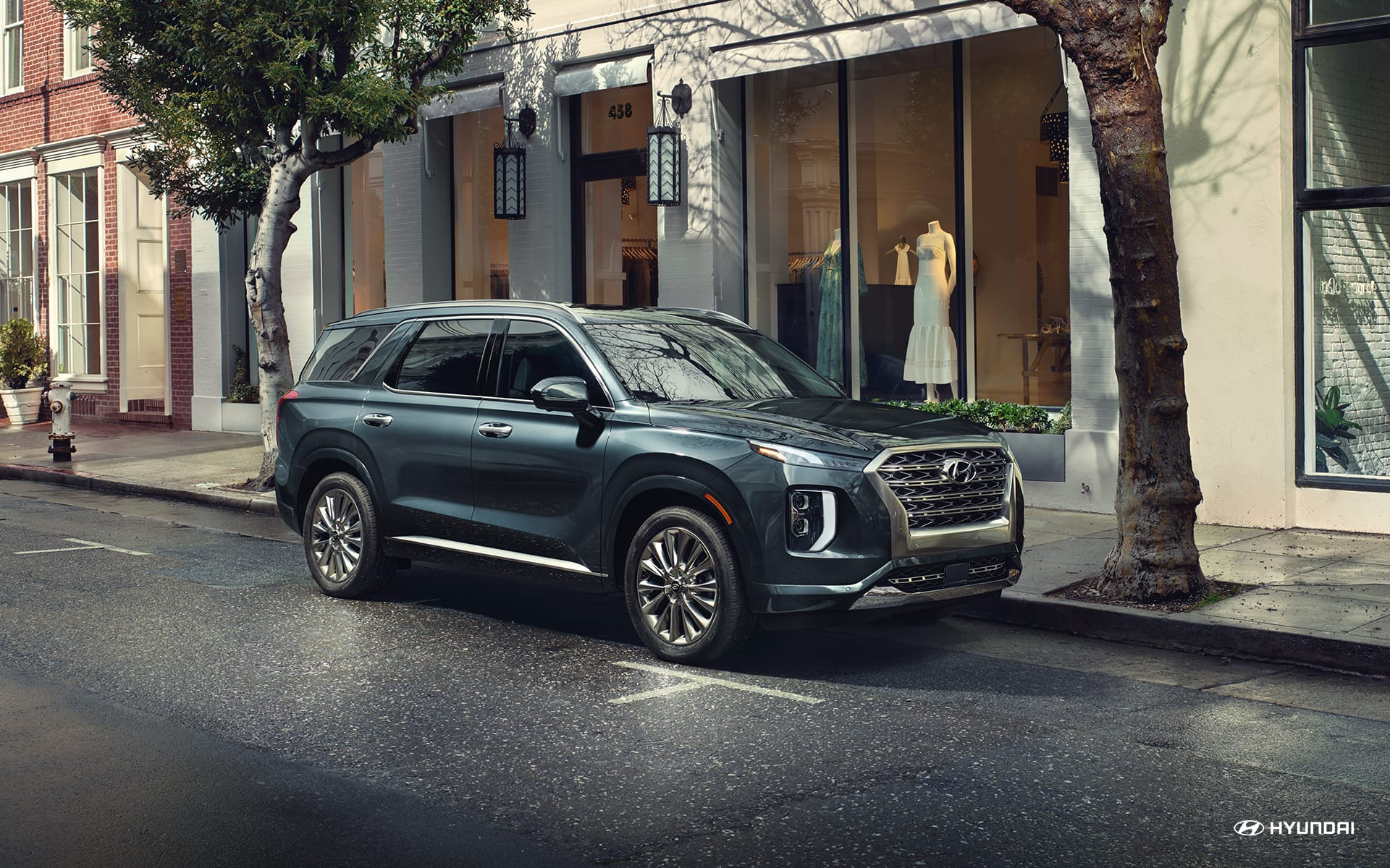 Hyundai Palisade Safety