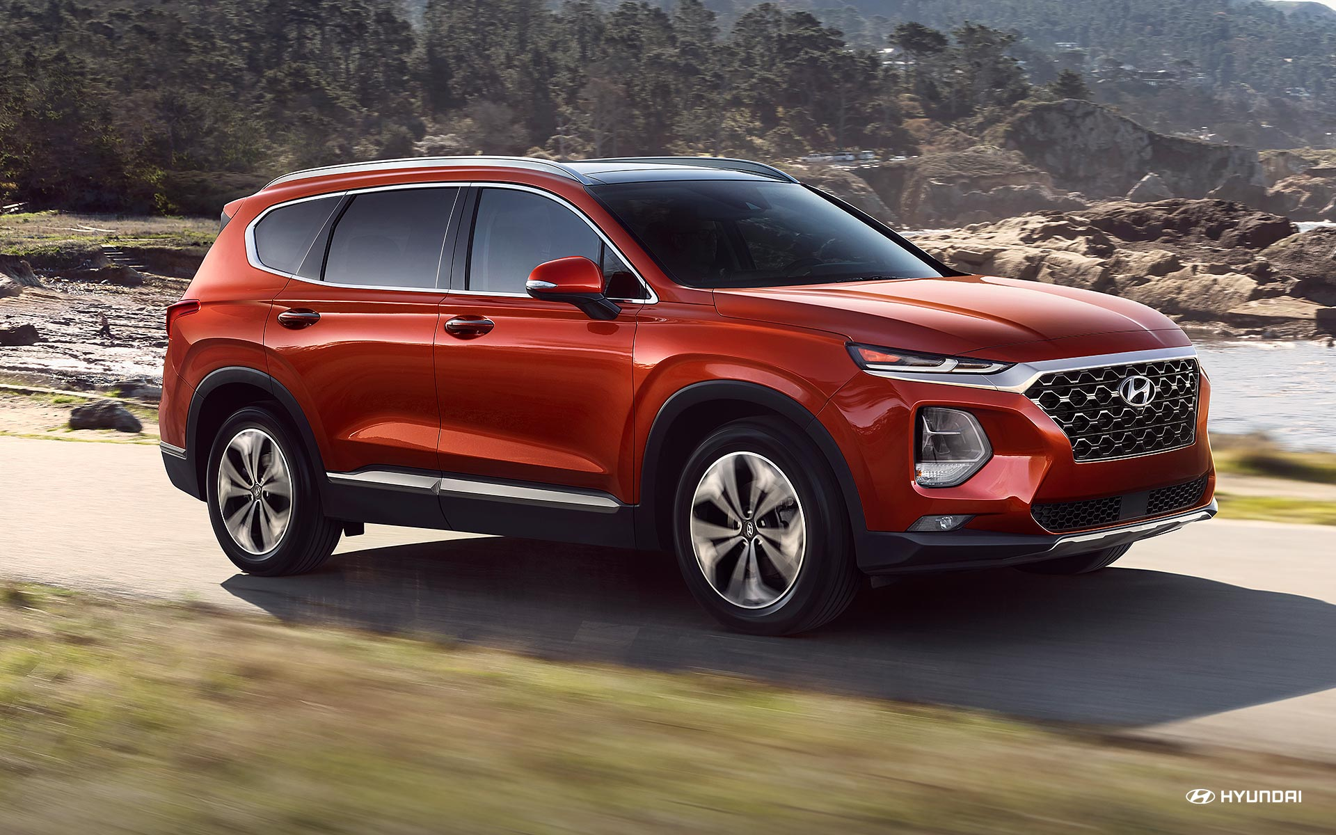 2020 Hyundai Santa Fe Safety