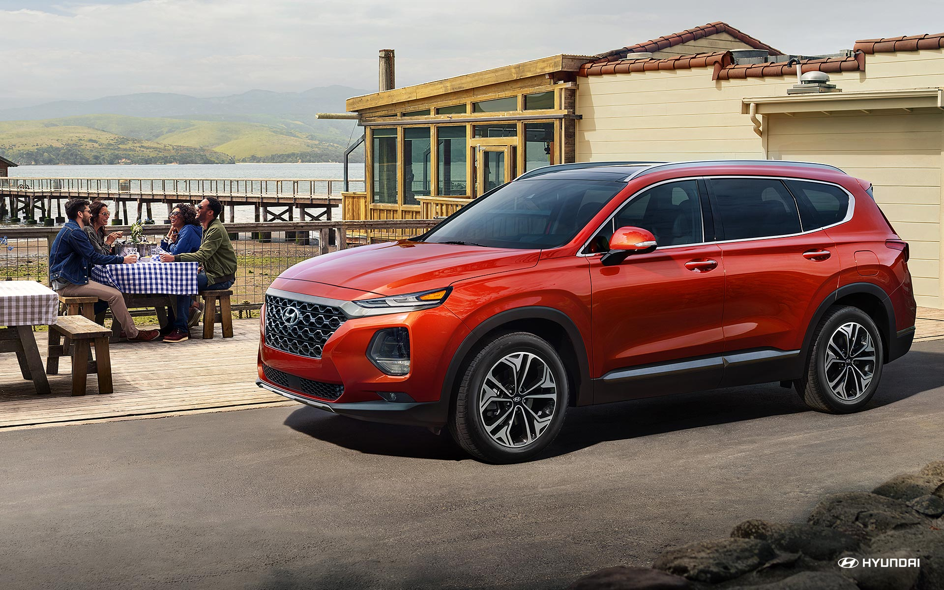 2020 Hyundai Santa Fe for sale in Orlando, FL