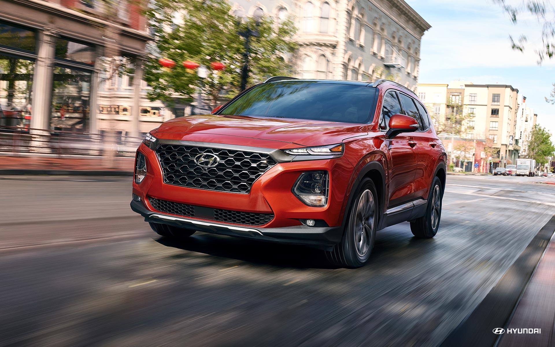 2020 Hyundai Santa Fe Performance