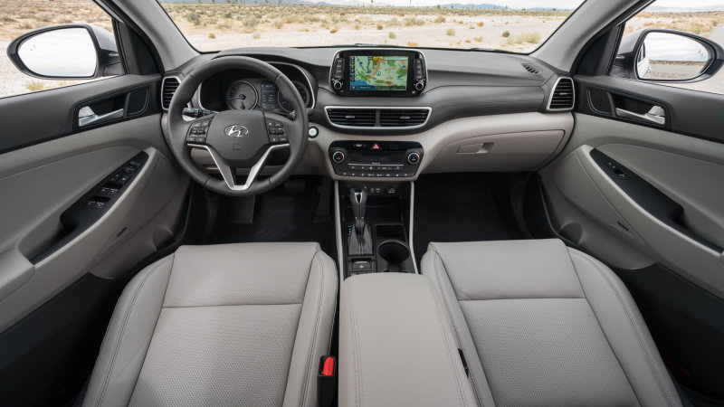 The 2020 Tucson has state-of-the-art technology features and is available at Headquarter Hyundai in Orlando, FL