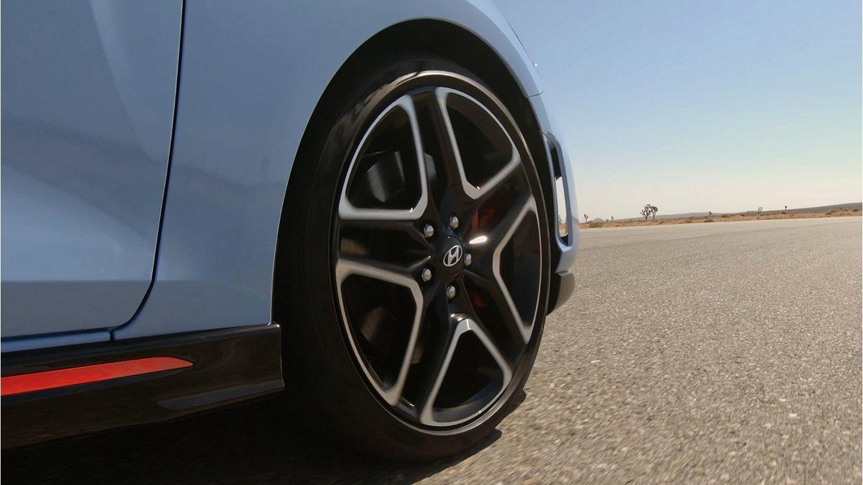 2020 Hyundai Veloster N Safety