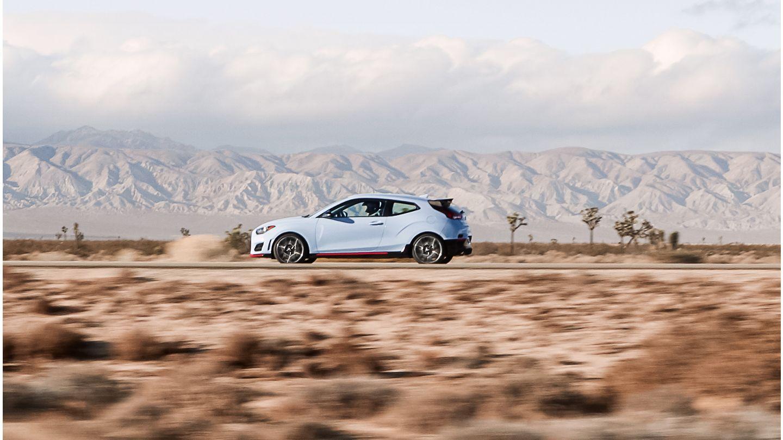 2020 Hyundai Veloster N Performance