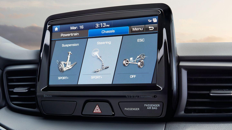 2020 Hyundai Veloster N Technology