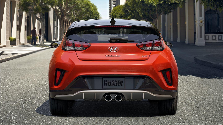 2020 Hyundai Veloster Exterior