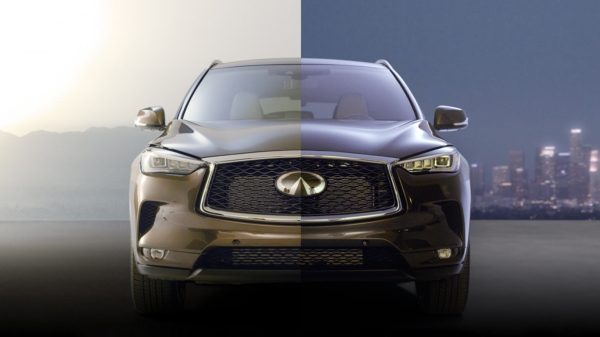 New 2020 INFINITI QX50 Safety Features