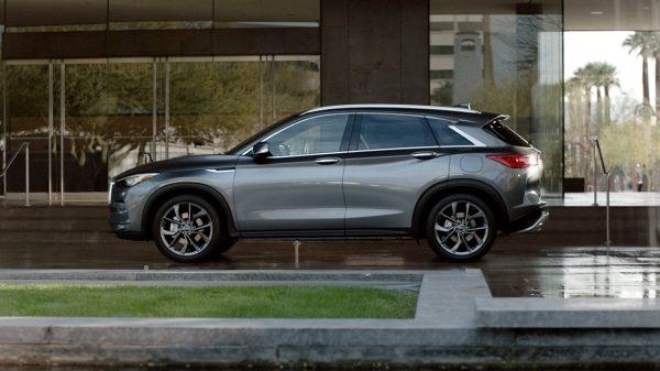New INFINITI Vehicles for sale near Raymond, MS
