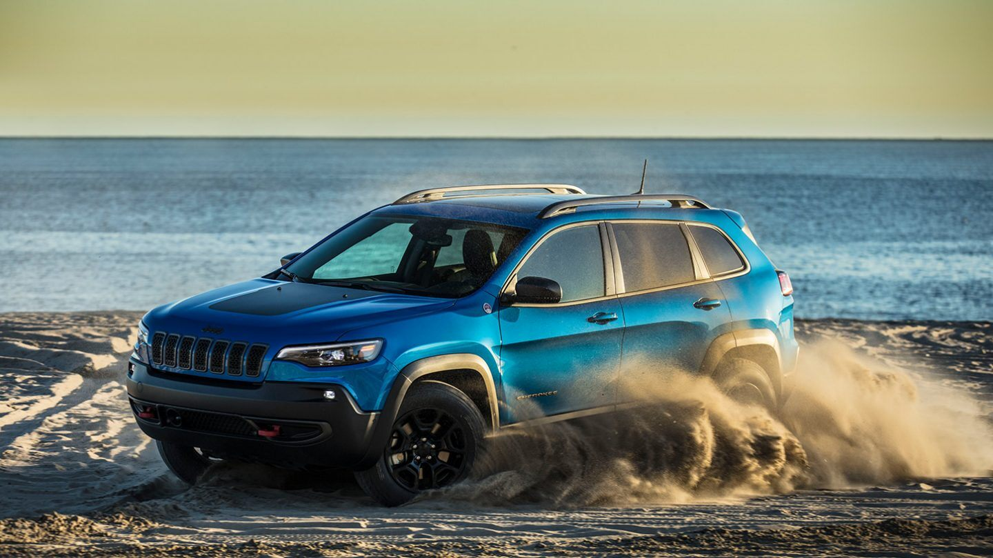 2020 Jeep Cherokee Special Offers at Mancari CDJR near Chicago, IL