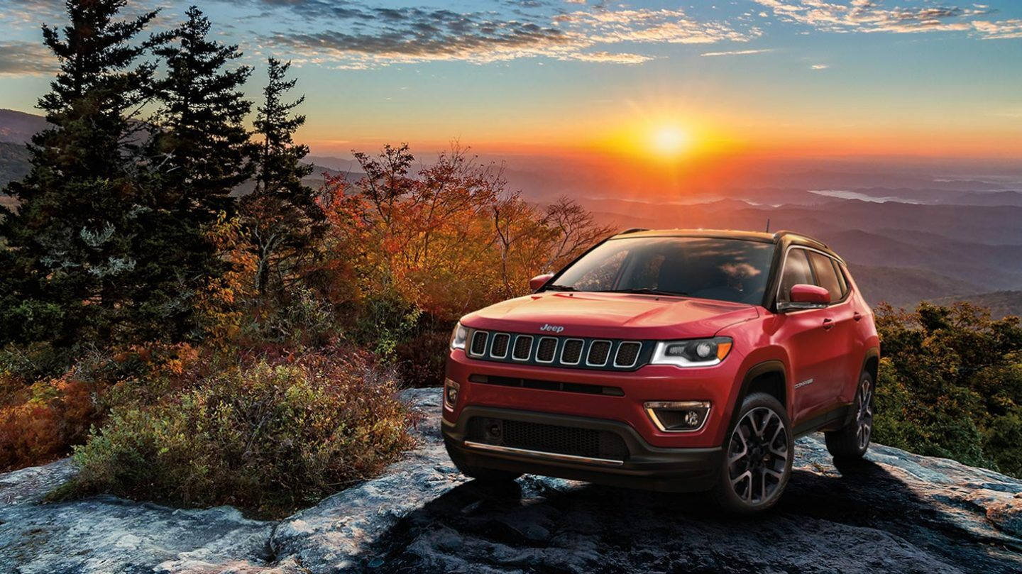 2020 Jeep Compass Performance Features
