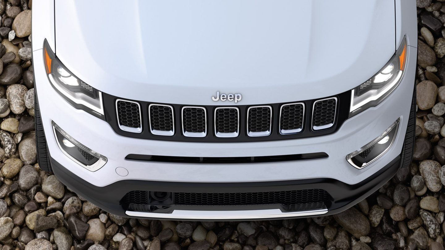 2020 Jeep Compass Safety Features