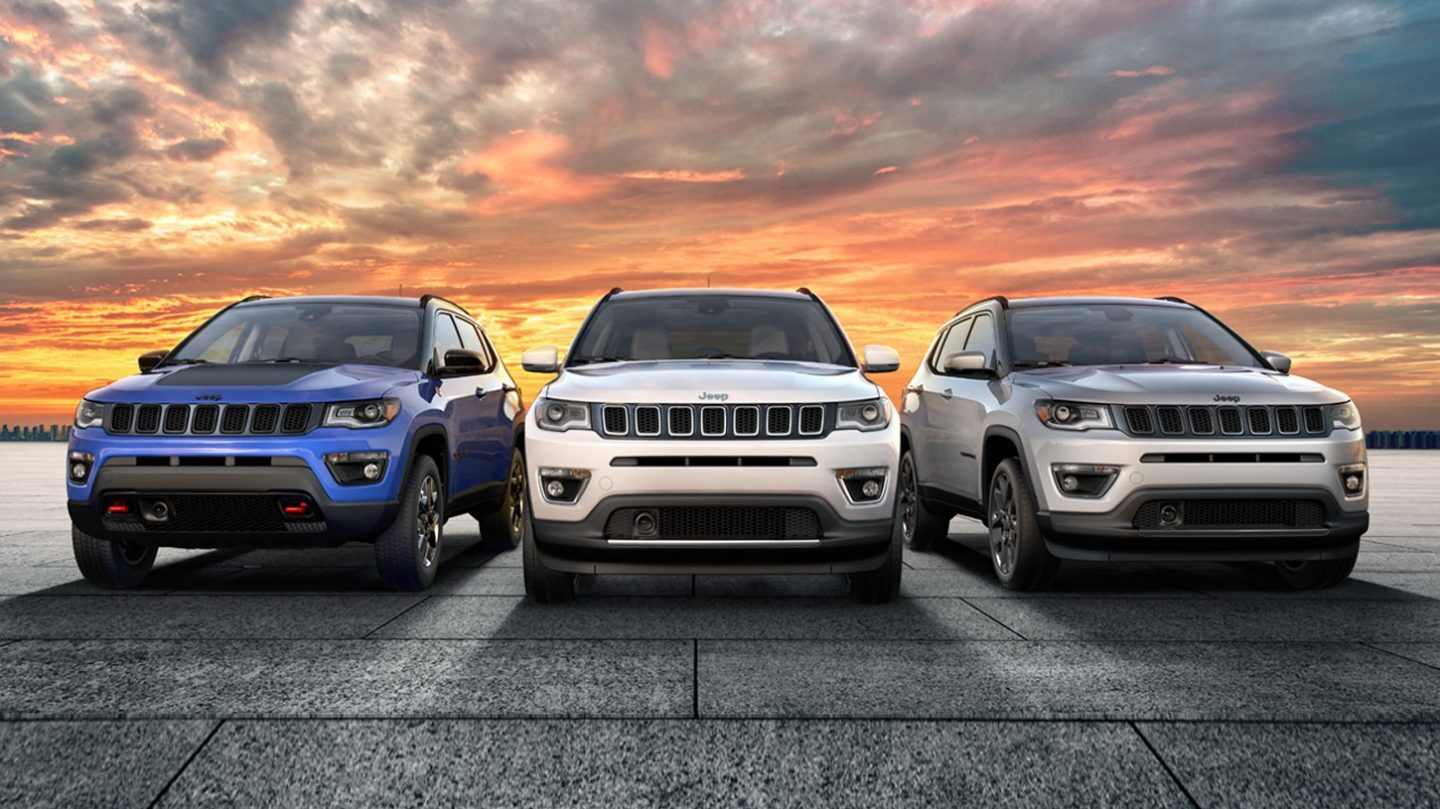 2020 Jeep Compass Exterior Features