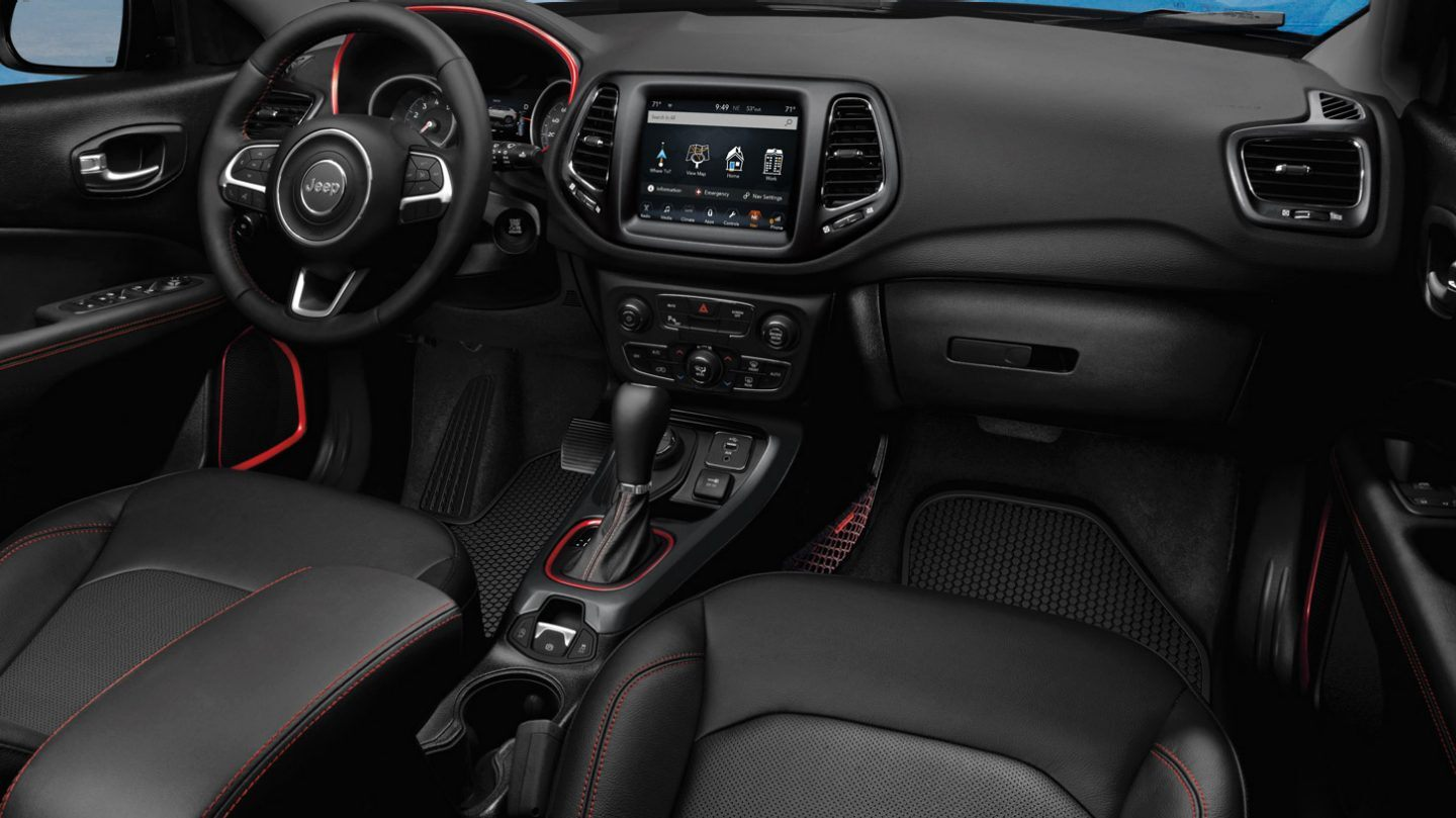 2020 Jeep Compass Interior Features