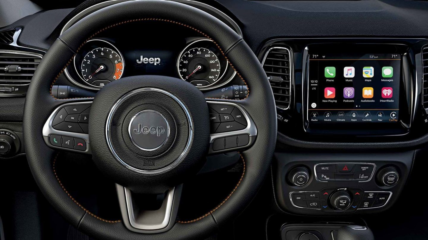 2020 Jeep Compass Technology Features