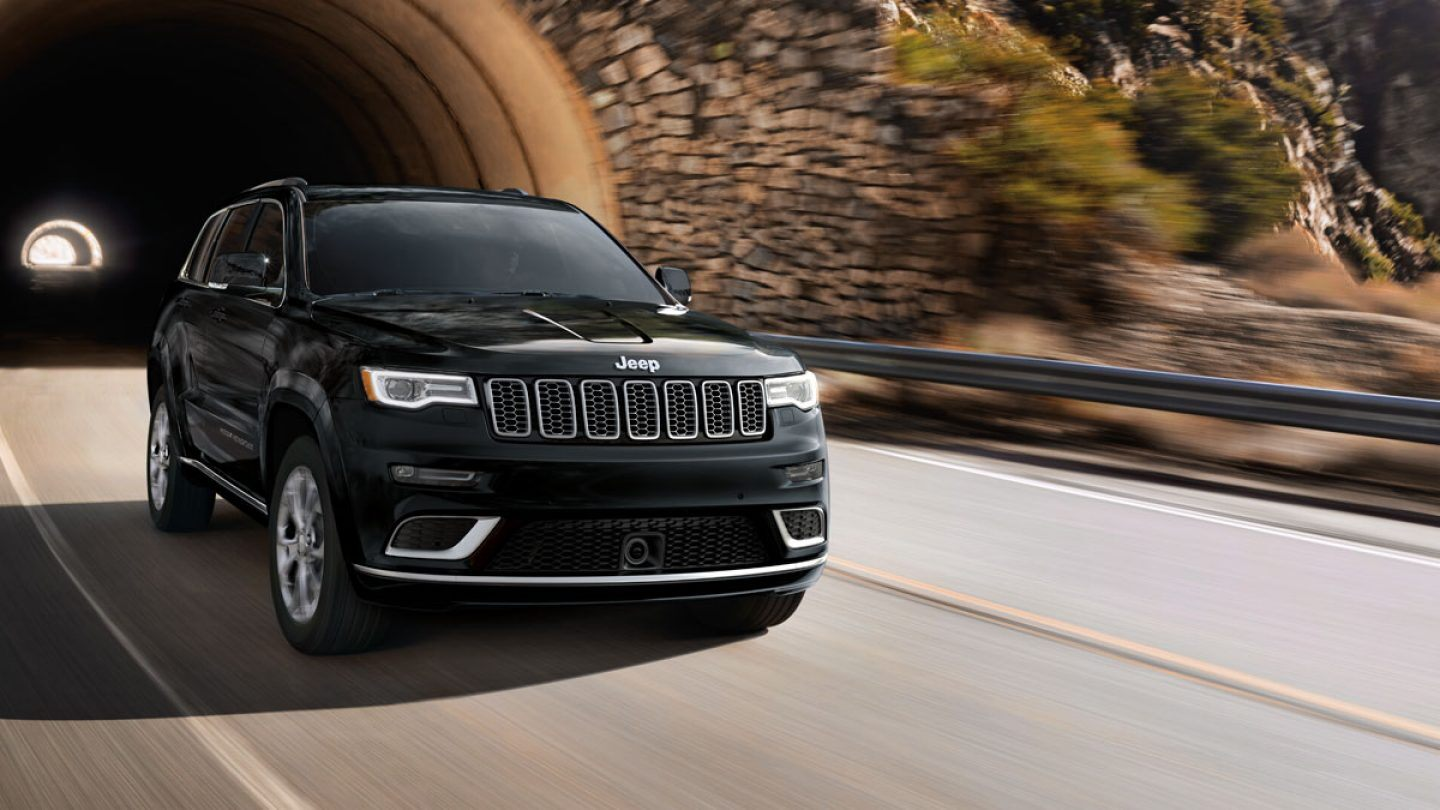 2020 Jeep Grand Cherokee Performance Features
