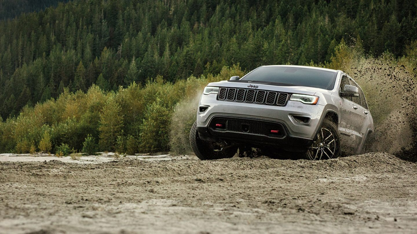 How much can the 2020 Jeep Grand Cherokee tow?