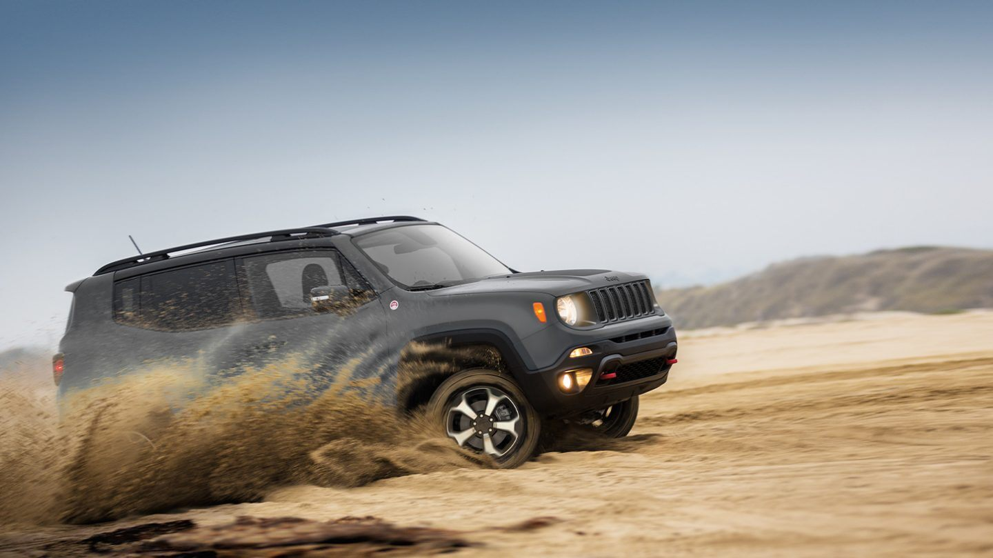 2020 Jeep Renegade Trailhawk Overview