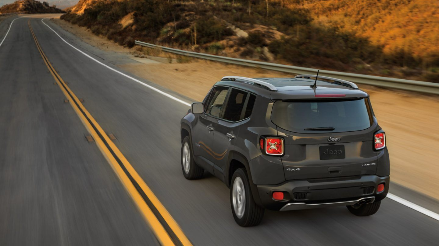 New 2020 Jeep Renegade Upland Trim and Features