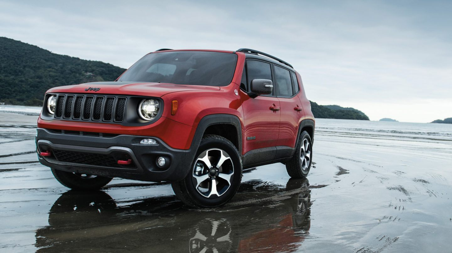 2020 Jeep Renegade Performance Features