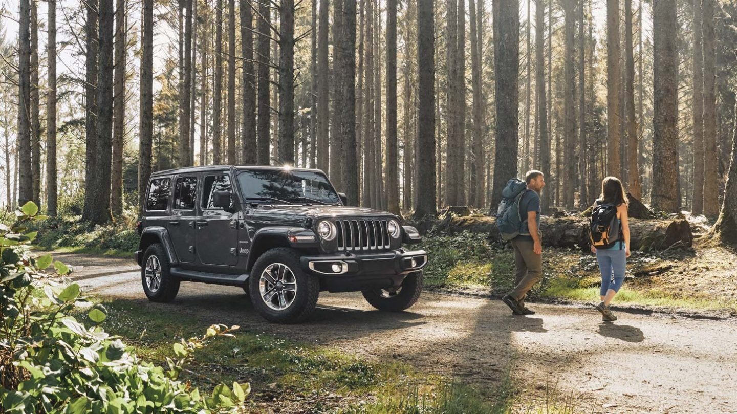 Jeep Wrangler Safety