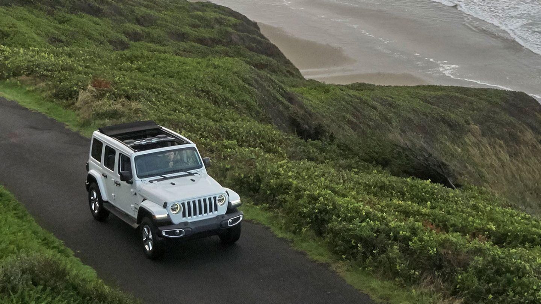 2020 Jeep Wrangler Towing Capacity